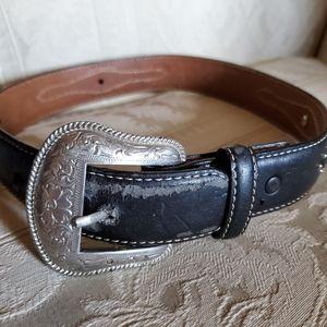 Western belt boy